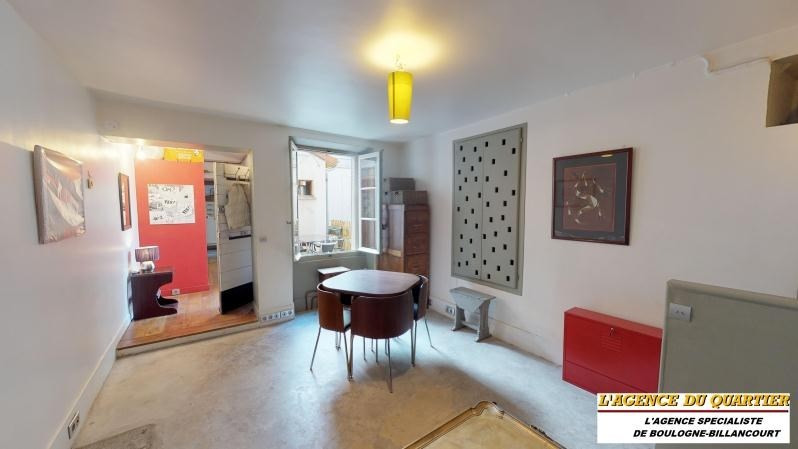 Sale apartment Paris 17ème 369 000€ - Picture 2