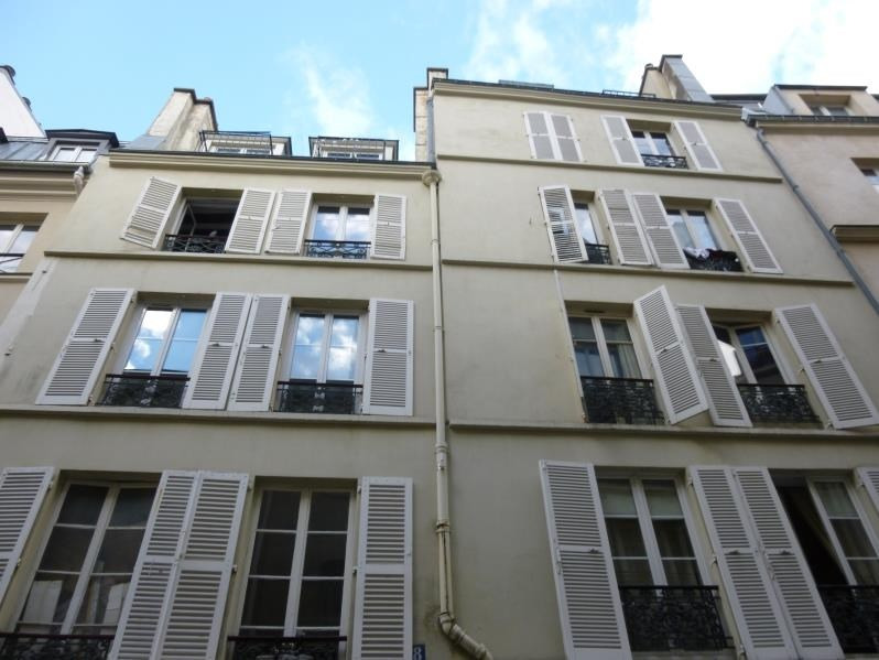 Vente appartement Paris 3ème 442 000€ - Photo 1