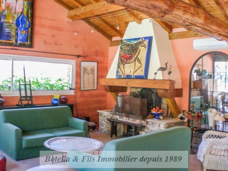 Venta de prestigio  casa Nimes 758000€ - Fotografía 10
