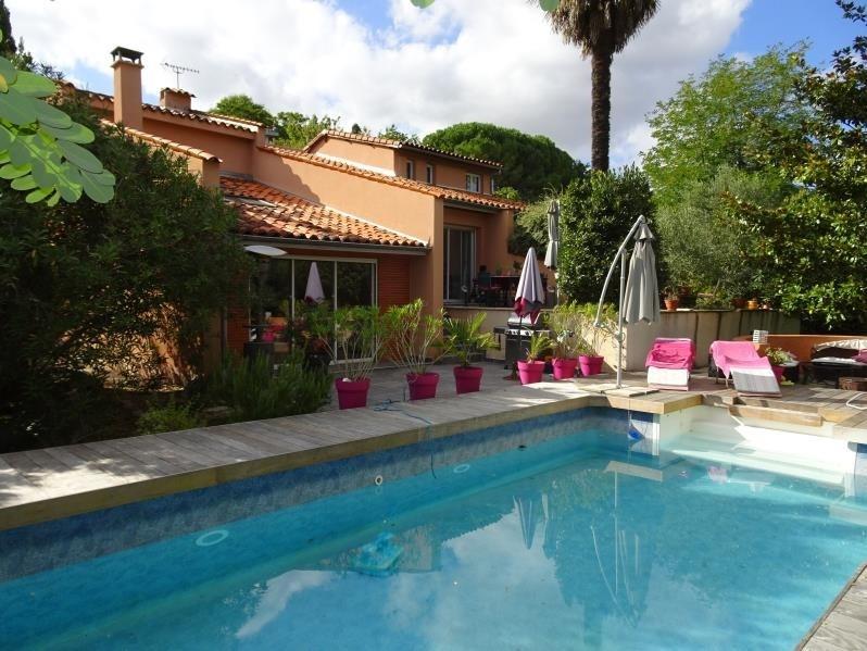 Deluxe sale house / villa Castanet tolosan 748800€ - Picture 1