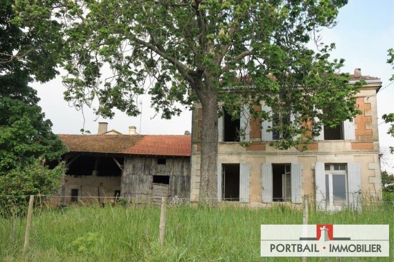 Sale house / villa Blaye 128500€ - Picture 1