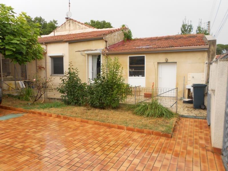 Vente maison / villa Nimes 148400€ - Photo 1