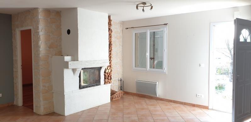 Sale house / villa Roches premarie andille 187000€ - Picture 5