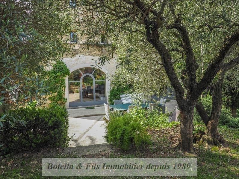 Vente de prestige maison / villa Uzes 690000€ - Photo 12