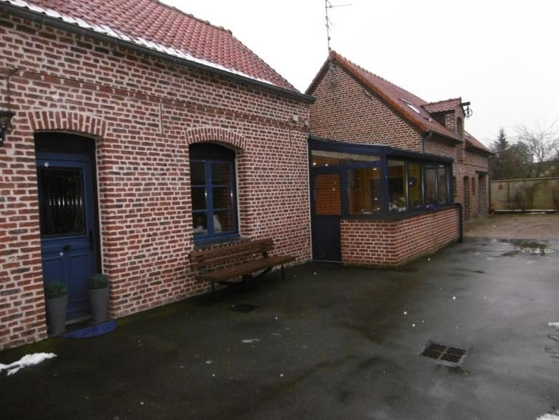 Sale house / villa Aubigny au bac 231990€ - Picture 1