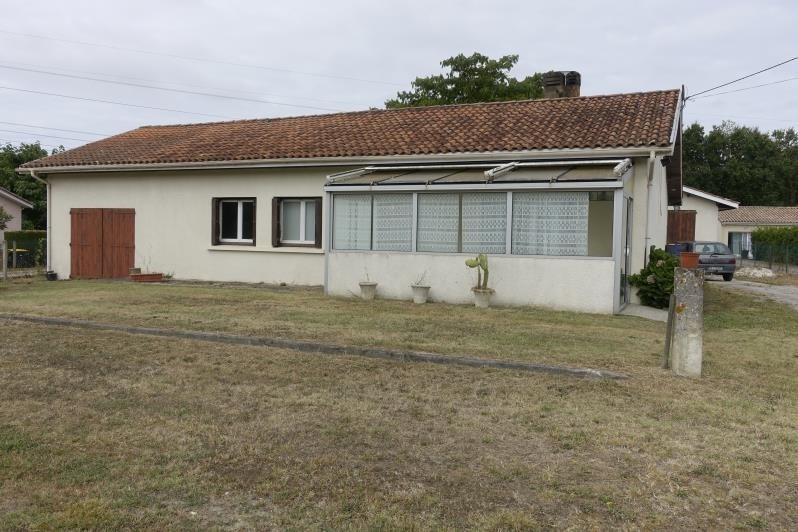 Vente maison / villa St andre de cubzac 178000€ - Photo 1