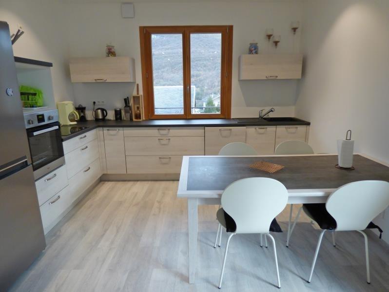 Vendita appartamento Brison st innocent 218000€ - Fotografia 2