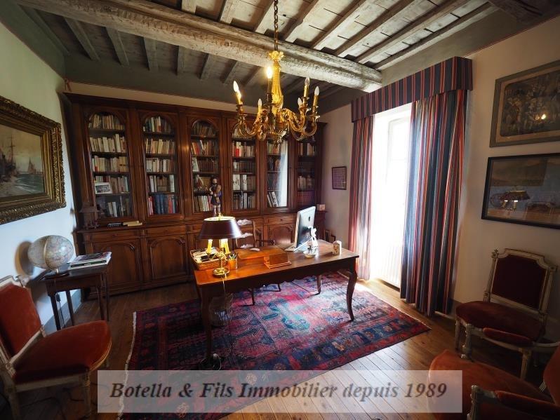 Vente de prestige maison / villa Uzes 1260000€ - Photo 7