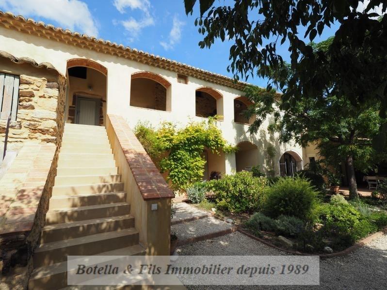 Verkoop van prestige  huis Goudargues 556000€ - Foto 3
