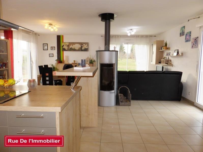 Sale house / villa Dambach 205000€ - Picture 2