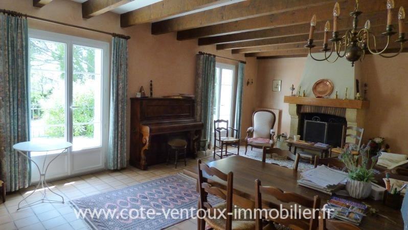 Vente maison / villa Aubignan 351000€ - Photo 2