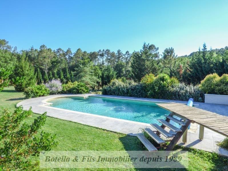 Verkoop van prestige  huis Barjac 593000€ - Foto 2