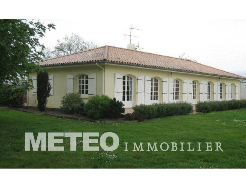 Verkauf haus Ste gemme la plaine 342100€ - Fotografie 1