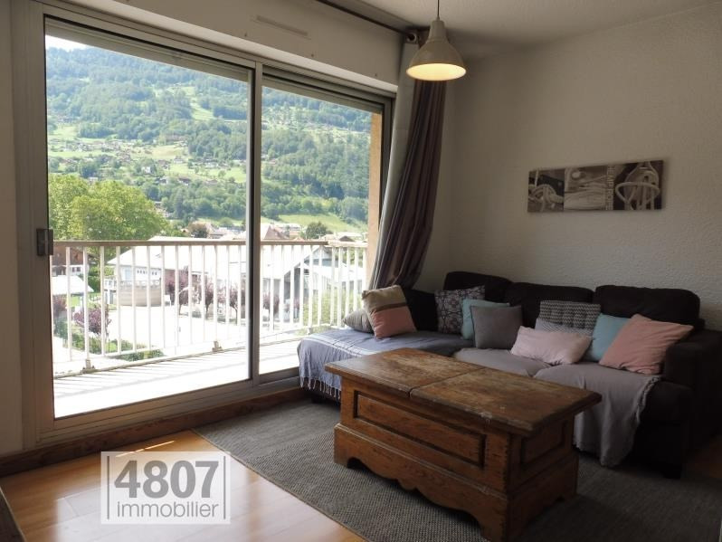 Vente appartement Sallanches 72 500€ - Photo 1