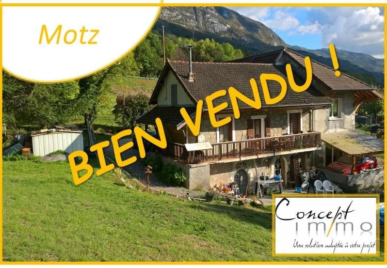 Vente maison / villa Motz 160 000€ - Photo 1