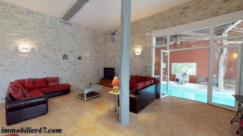 Vente de prestige maison / villa Prayssas 665000€ - Photo 5