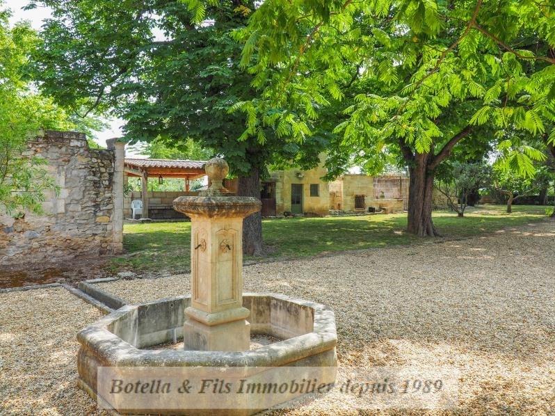 Immobile residenziali di prestigio casa Uzes 1570000€ - Fotografia 9