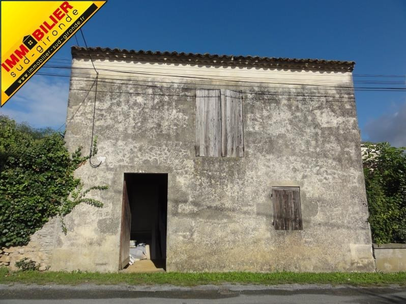 Vente maison / villa Podensac 76 300€ - Photo 1
