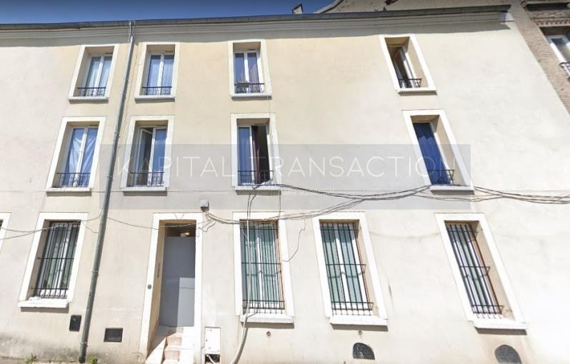 Investment property building Aubervilliers 1050000€ - Picture 1