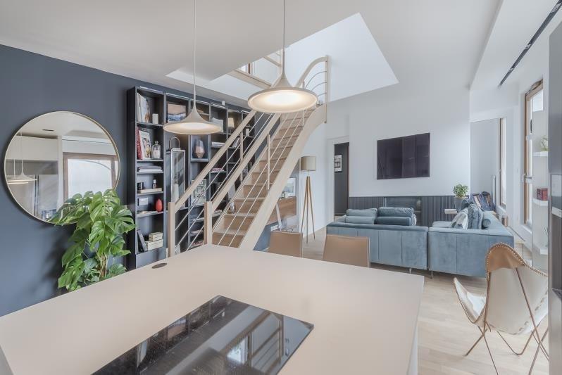 Vente de prestige appartement Suresnes 1395000€ - Photo 7