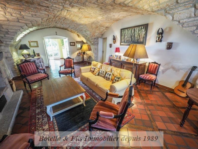 Immobile residenziali di prestigio casa Uzes 750000€ - Fotografia 6