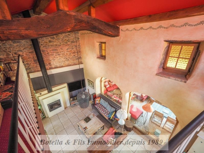 Immobile residenziali di prestigio casa Barjac 446000€ - Fotografia 11