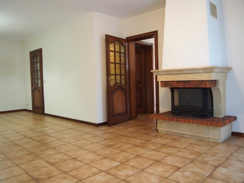 Rental apartment Mommenheim 820€ CC - Picture 1