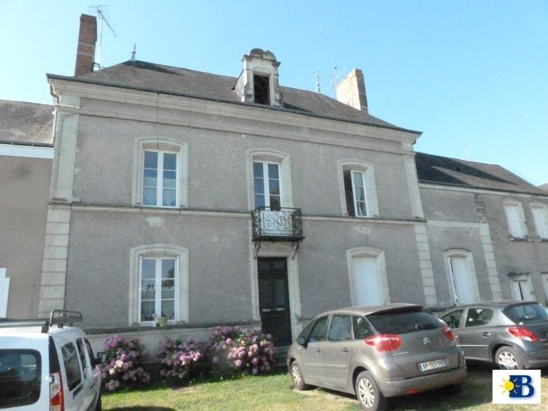 Location maison / villa Scorbe clairvaux 673€ CC - Photo 1