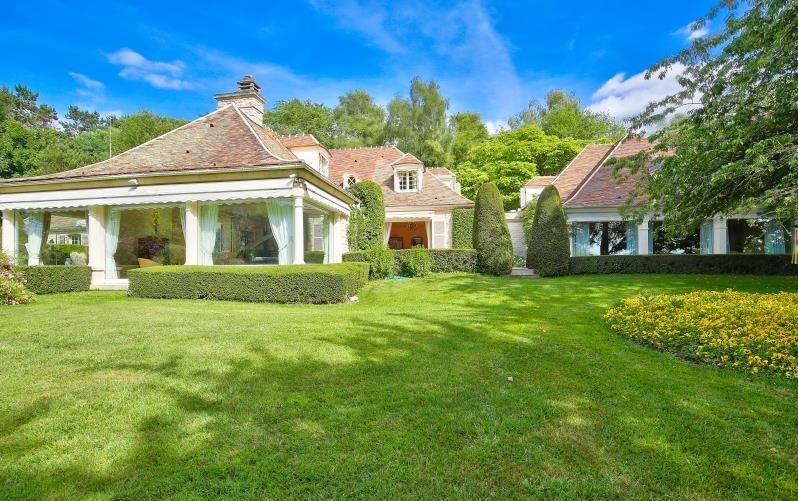 Deluxe sale house / villa St nom la breteche 4200000€ - Picture 1