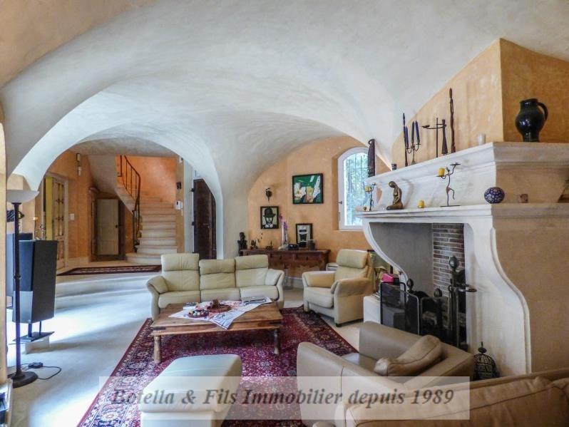 Vente de prestige maison / villa Uzes 599000€ - Photo 4