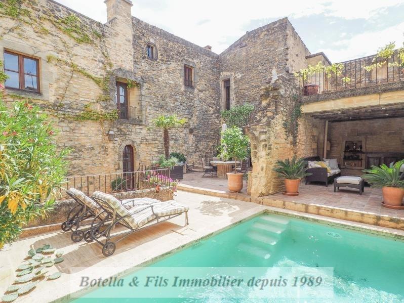 Vente de prestige maison / villa Uzes 995000€ - Photo 1