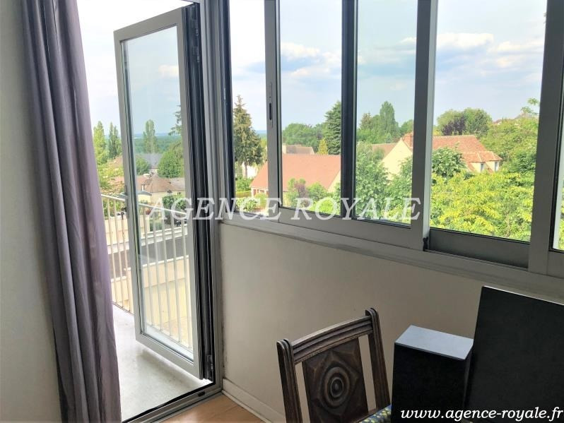 Sale apartment Chambourcy 298 000€ - Picture 2