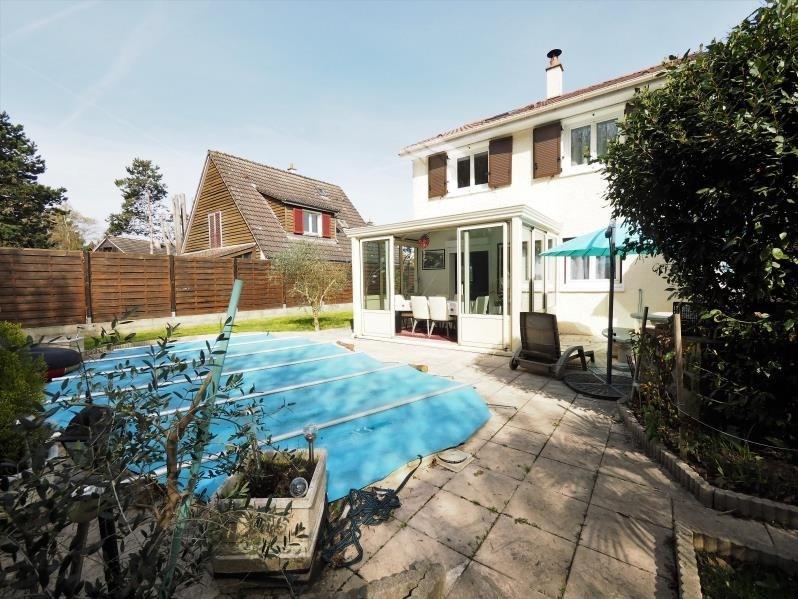 Sale house / villa Bois d'arcy 480700€ - Picture 1
