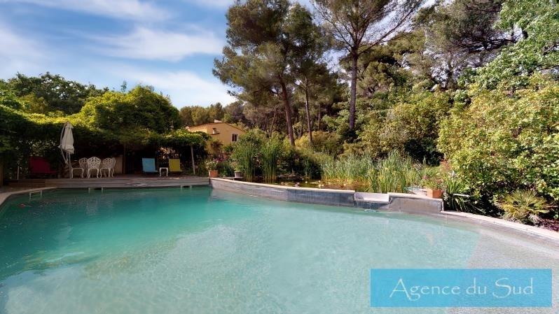Vente de prestige maison / villa La bouilladisse 650000€ - Photo 1