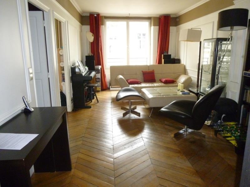 Vente appartement Paris 2ème 665 000€ - Photo 1