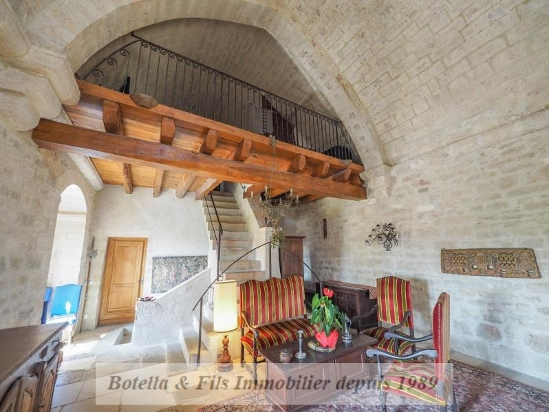Venta de prestigio  castillo Uzes 795000€ - Fotografía 4