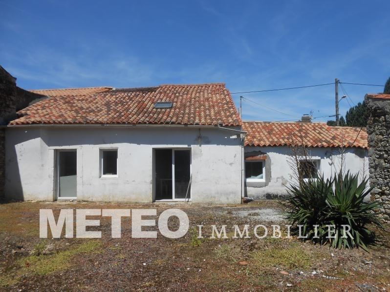 Sale house / villa Ste hermine 117590€ - Picture 1