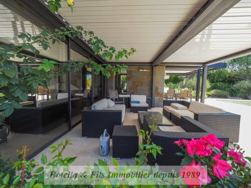 Immobile residenziali di prestigio casa Uzes 1575000€ - Fotografia 10