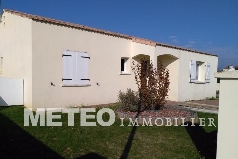 Vente maison / villa Moutiers sur le lay 163000€ - Photo 1