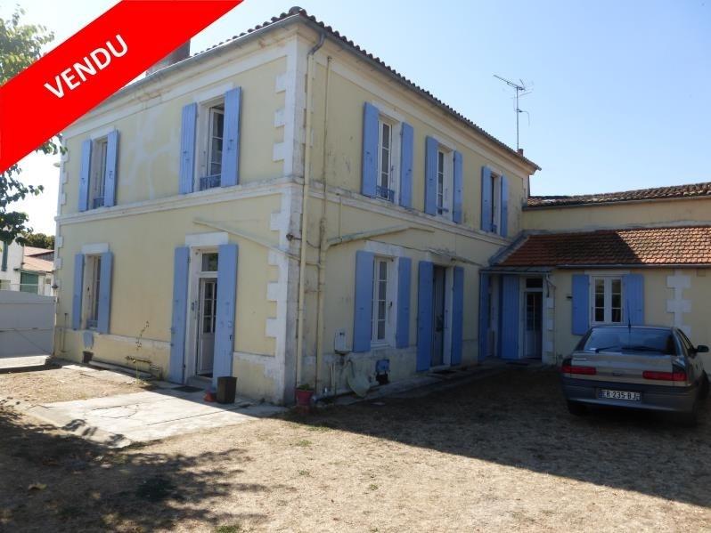 Vente maison / villa St georges d'oleron 384000€ - Photo 1