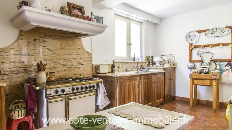 Sale house / villa Sarrians 420000€ - Picture 6