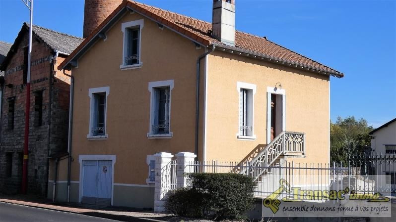 Vente maison / villa Courpiere 86 800€ - Photo 1