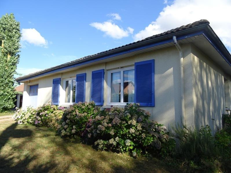 Vente maison / villa Villeneuve sur allier 147000€ - Photo 1