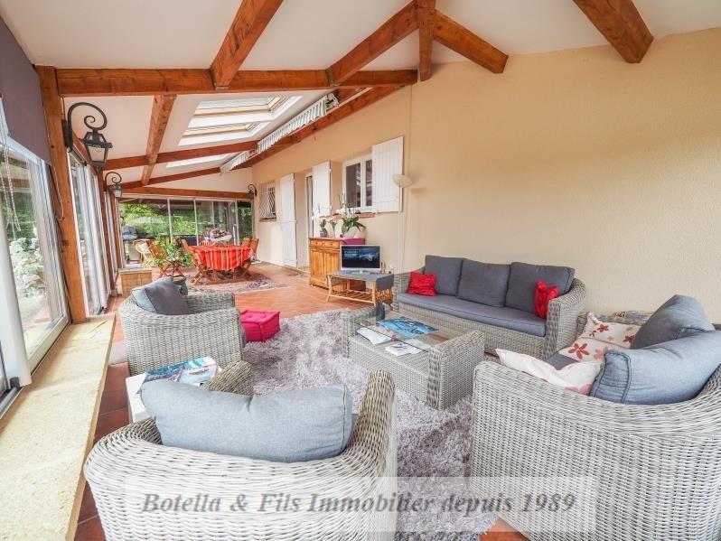 Venta de prestigio  casa Bagnols sur ceze 532000€ - Fotografía 14