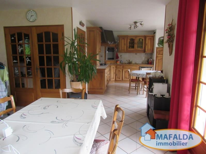Sale house / villa Saint jeoire 412 500€ - Picture 2
