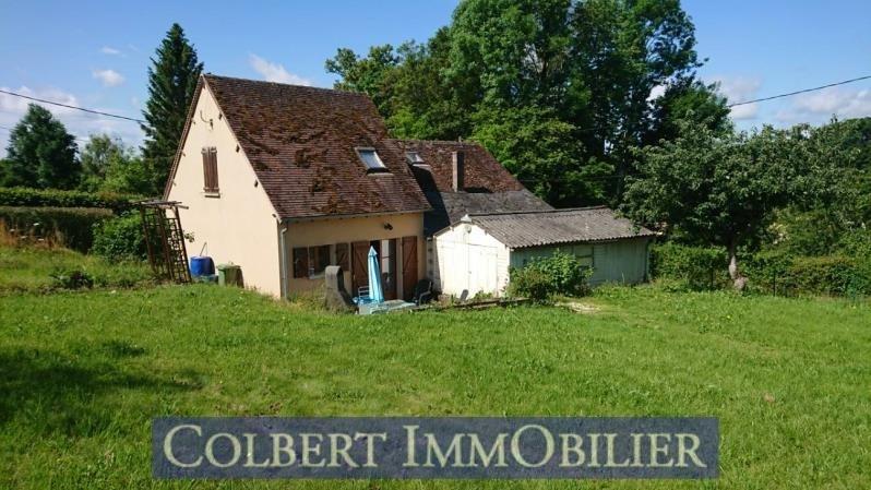 Verkoop  huis Mezilles 97000€ - Foto 1