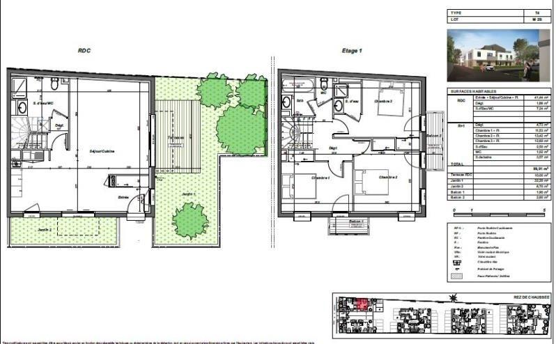 Sale house / villa Le bouscat 530000€ - Picture 3