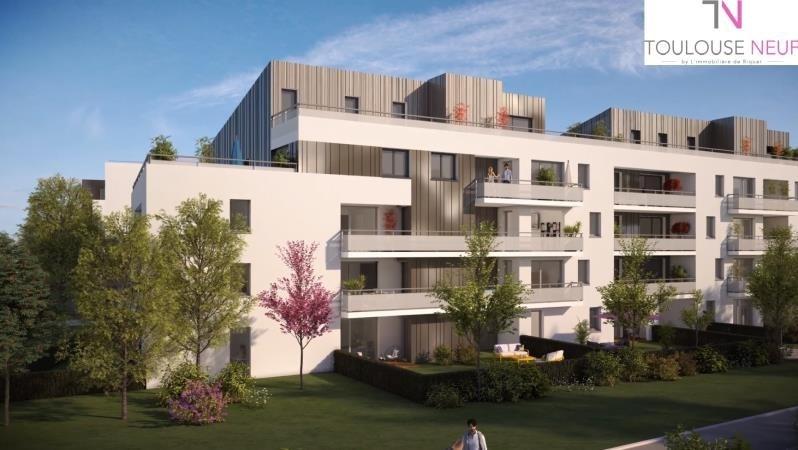 Vente appartement Toulouse 285900€ - Photo 6