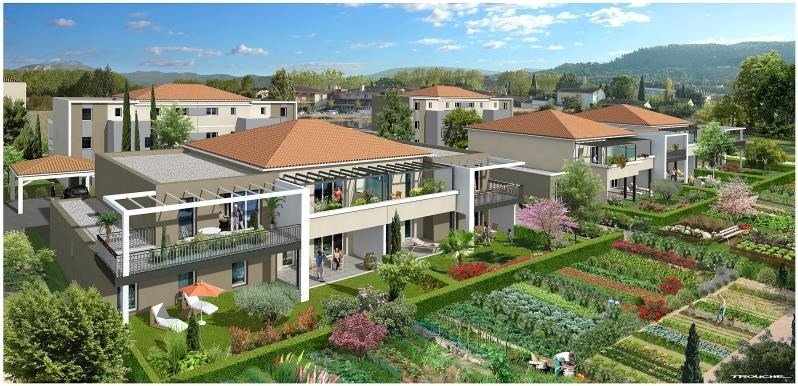 Sale apartment Le puy ste reparade 295000€ - Picture 1