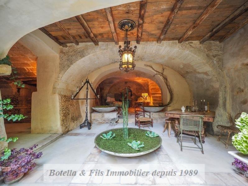 Immobile residenziali di prestigio casa Uzes 1580000€ - Fotografia 18